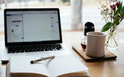 Seven Tips For Blogging